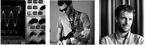Niklas Dahlheimer | Toningenieur, Gitarrist